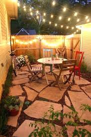 patio ideas diy backyard patio choose inexpensive ideas outdoor