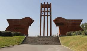 Картинки по запросу Мемориал на месте Сардарапатской битвы