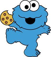 Amazing Baby Cookie Monster Coloring Pages Photos Printable