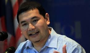 Image result for rafizi ramli