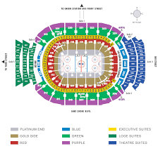 Air Canada Centre Interactive Seating Chart Clean The Grand Chapiteau Toronto Seating Chart Leafs