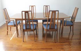 Mid Century Broyhill Emphasis Dining Room 1960s Apartment