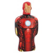 Marvel Avengers Iron Man Sprchové Gely Pro Děti Elninocz