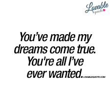 Collection Of Dreams Come True Quotes 36 Images In Collection