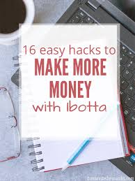 ibotta is great for saving money but these easy hacks let me make money with