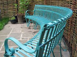 curved outdoor benches outdoor bench