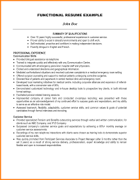 Resume Summary Statement Examples Resume Summary Statement Examples