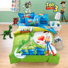 cotton Kids boys Toy Story Bedding sets Duvet quilt cover sets ... & cotton Kids boys Toy Story Bedding sets Duvet quilt cover sets Twin Queen  King size designer Adamdwight.com