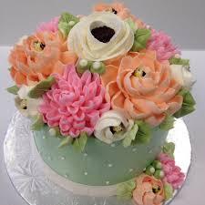 Whats Trending In Buttercream Cake Designs White Flower Cake Shoppe