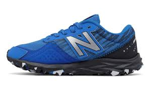 new balance 690. new balance 690v2 trail, blue with black 690