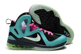 lebron shoes pink and black. nike lebron 9 p.s. elite blue black pink basketball shoes,nike free run trainers,popular lebron shoes and
