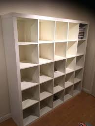 ikea kallax shelving unit white in surrey expedit with desk