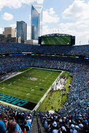 Carolina Panthers Stadium Seating Chart Punctual Panthers