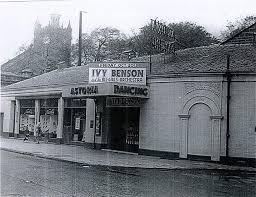 "Dr Stephen Etheridge on Twitter: ""The Astoria Dance Hall, Rawtenstall. Note  the Ivy Benson Band poster.… """