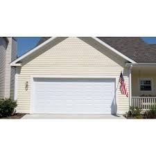 residential raised panel garage door 2216