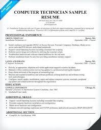Computer Tech Resume Template Best of Computer Software Experience Resume 24 Computer Science Resume