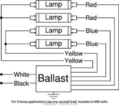 4 bulb t5 light wiring diagram wiring library newest 4 light ballast wiring diagram 4 lamp t5 ballast wiring diagram techrush me