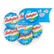 bel mini babybel light net 120g