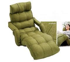 <b>Floor</b> Folding <b>Sofa</b> Chair 5 Color Adjustable <b>Recliner</b> Winsome ...