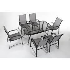 7 piece patio dining set. Kohlmeier 7 Piece Patio Dining Set