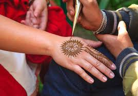 Red Cone Mehandi Designs Top 25 Simple And Beautiful Mehndi Designs To Inspire You