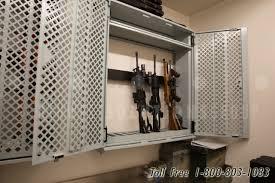 wall mounted weapons storage locker