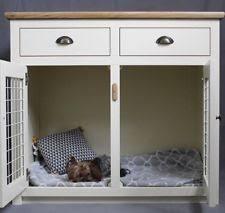 dog bed furniture. Luxury Bespoke Handmade Pet Bed Furniture Crate Dog Solid Wood
