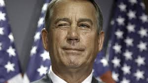 Ted cruz on friday mockingly said he wears former house speaker john boehner's drunken, bloviated scorn proudly after boehner's latest cutting remark about the texas republican. John Boehner Now Grandpa Boehner