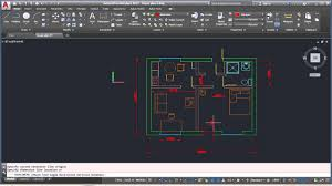 autocad complete floor plan part 6 adding dimensions and dimension style tutorial