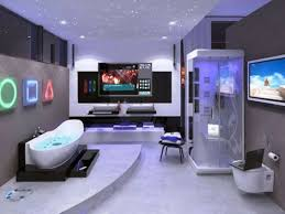Luxury Home Interior Design For Modern Living Room Ideas With - Futuristic home interior