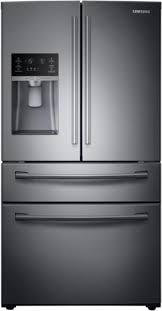 samsung refrigerator drawer. Wonderful Samsung Samsung  28 Cu Ft 4Door French Door Refrigerator With Counter Height With Drawer A