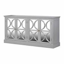 image of mirrored sideboard peugen white mirrored sideboard