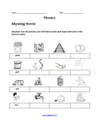 Say a sound and children identify the correct letter(s) by circling/colouring. Englishlinx Com Phonics Worksheets