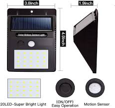Ever Brite Lights Reviews Skay Villa Ever Brite Solar Power Led Light Outdoor Motion