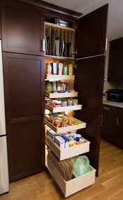 Modern Kitchen Pantry Cabinet Kitchen How To Build A Free Standing Kitchen Pantry Cabinet With