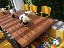 Diy Patio Furniture Easy Build Patio Table Easy Diy Patio Furniture Projects You