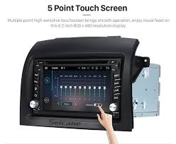 For Toyota Sienna 2004-2010 Car HD Touch DVD Player Stereo GPS ...