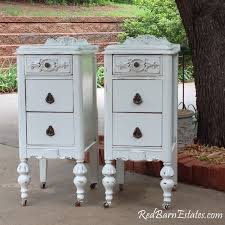 painted vintage furniturePainted Antique Nightstands  You Order We Find Restore Adorn