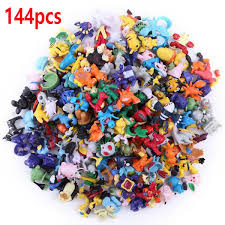 2019 Styles Mixed <b>Fashion</b> Figures Toys Monster Pikachu Action ...