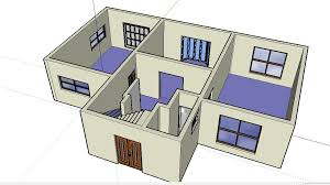 Free Floor Plan Software SweetHome3D Review Free Floor Plan Free Floor Plans