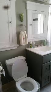 Painting Cultured Marble Sink Mixing Old With New Original 100 Year Old Medicine Cabinet With