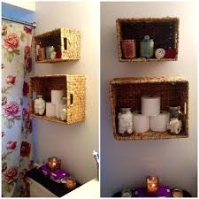 wicker basket shelves. Wonderful Shelves Wicker Basket Bathroom Storage And Shelves W