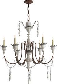 fine white wooden chandelier white wood chandelier c33