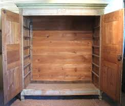large armoire closet for clothes for large wardrobe closet large with shelves narrow large