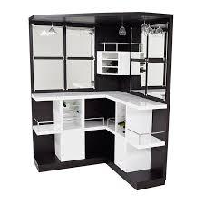 corner bars furniture.  furniture nostran dark oak corner bar alternate image 2 of 9 images to bars furniture