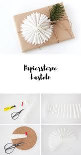 10 Papiersterne Die Perfekte Low Budget Dekoration