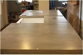 sealing concrete countertops sealing concrete countertops simple custom countertops