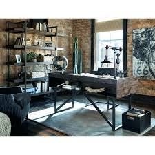 industrial style home office. Industrial Home Office Desk Medium Size Of Inside Exquisite Modern With Style