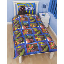 teenage mutant ninja turtles bedding single duvet cover sets boys queen size turtle bedspread bedroom sleep