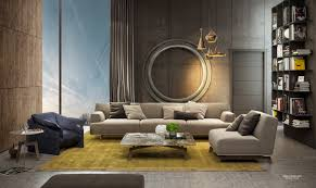 Industrial Living Room Design Wall Texture Designs For The Living Room Ideas Inspiration